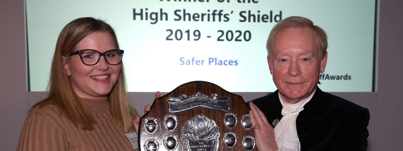 High Sheriff's Shield